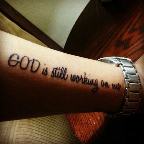 god quotes about life tattoo faith quotes on god tattoos quotesgram