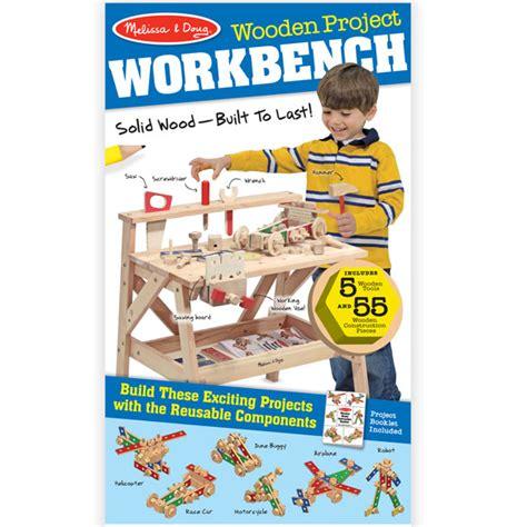 melissa doug tool bench melissa doug wooden project workbench miles kimball