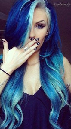 is ombre blue hair ok for older women 1000 images about hair style trends for girls on