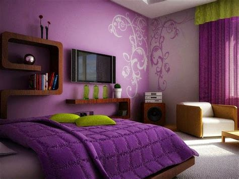 painting bedroom walls different colors 25 purple bedroom ideas curtains accessories and paint