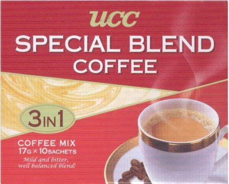 Singa Coffee Special Blended ucc ueshima coffee co ltd mart discount grocer