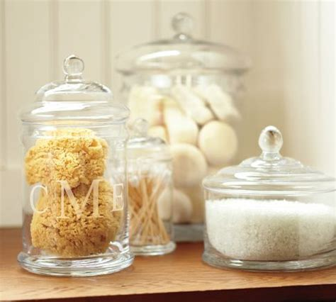 glass bathroom canisters best 25 glass canisters ideas on pinterest glass kitchen canister ideas kitchen
