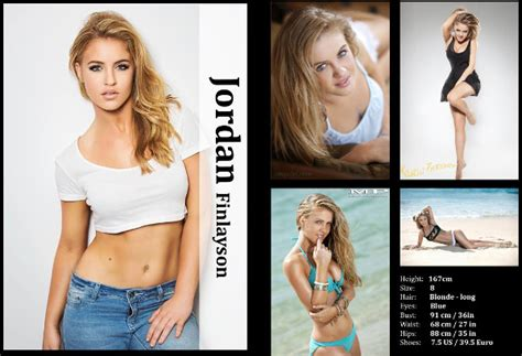 free model comp card template psd 9 comp card templates free sle exle format