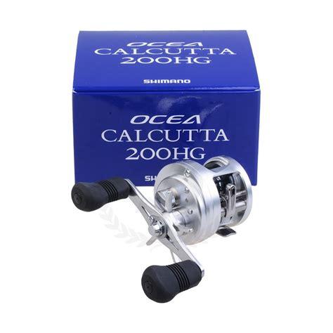 Reel Shimano Ocea Calcuta 200hg And 201hg ocea calcutta oftpancing your fishing equipments supplier in johor