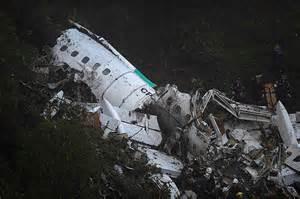 Chapecoense Plane Crash Forward Alejandro Martinuccio