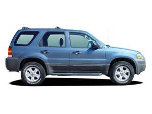 2005 Ford Escape Reviews 2005 Ford Escape Reviews And Rating Motor Trend