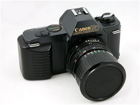 Canon T50 Kamera canon t50 1983 steve h galleries digital photography review