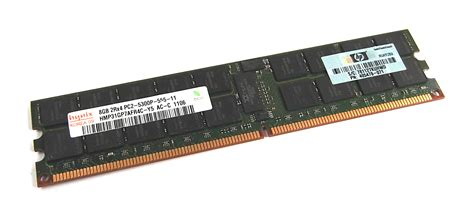 Ram Server hp 405478 071 hynix hmp31gp7afr4c y5 ac c 8gb pc2 5300p