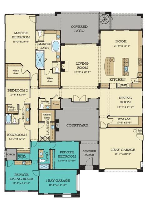 lennar nextgen homes floor plans residence one nextgen new home plan in southern