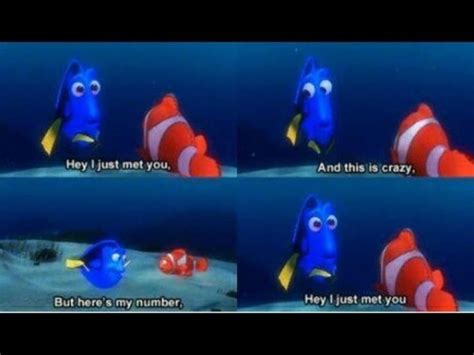 Finding Nemo Meme - best quot call me maybe quot meme finding nemo memes memes