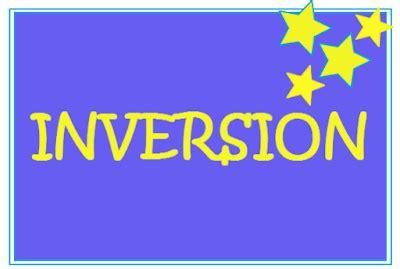 pengertian inversion sentence  bahasa inggris kata