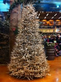35 best antler christmas trees images on pinterest