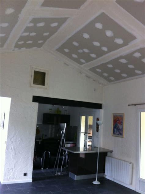 Monter Un Faux Plafond En Ba13 by Monter Un Faux Plafond En Ba13 Luintrt De Poser Un Faux