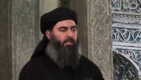 abu bakr al baghdadi only cutting of throat placing head on body be shown in
