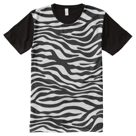 black and white pattern shirt zebra stripes pattern black white your ideas all over