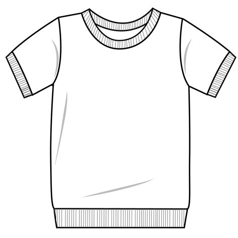 t shirt pattern for bulletin board free t shirt sewing pattern choice image craft