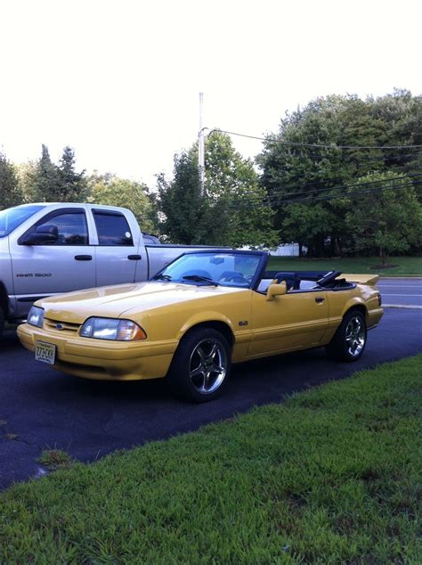 1990 mustang rims mustang 1990 lx 5 0 convertible turner w classic