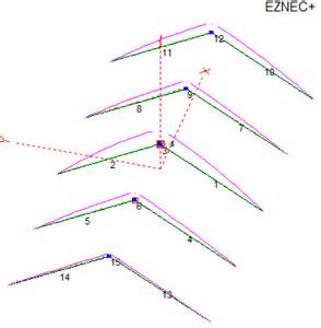 40 meter to 40 meters 4 element wire yagi by ve3vn qrz now