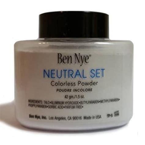 ben nye powder colors 1000 ideas about makeup setting powder on