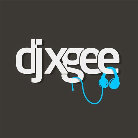 design a dj logo logo design for dj xgee a graphic design blog