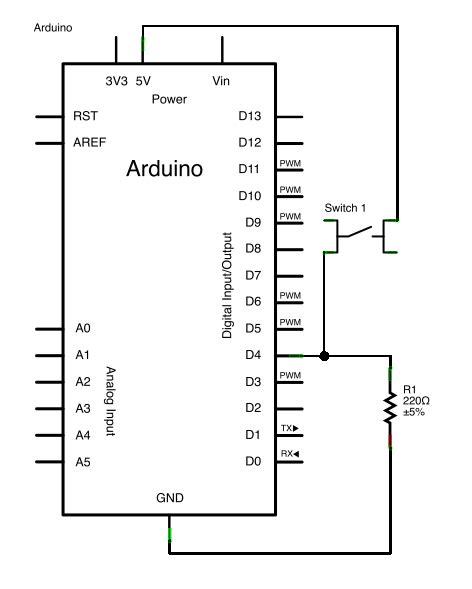 arduino resistor keyboard arduino keyboard message code use arduino for projects
