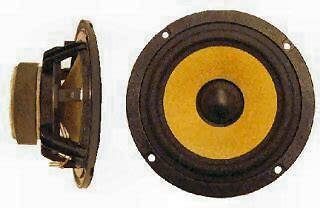 Audax Ax 55 audax speaker units from cadaudio dk