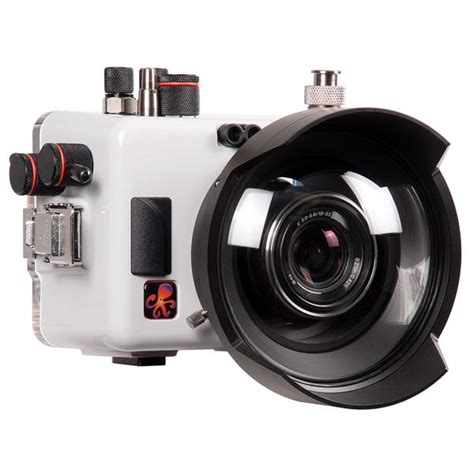 Anti Gores Sony Alpha A6000 200dlm a underwater ttl housing for sony alpha a6000 mirrorless ikelite