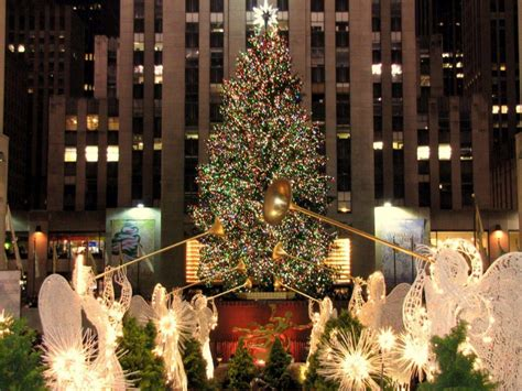 Christmas Wallpaper Nyc | new york christmas wallpapers wallpaper cave