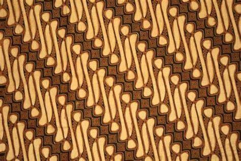 Kain Batik Parang Barong Dan Broklat 1 motif batik parang ini makna dan jenisnya