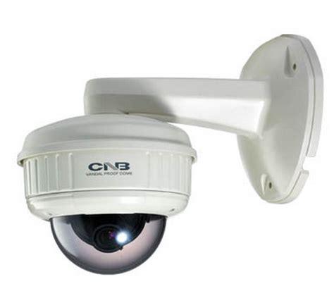 Cctv Cnb quot cnb quot vbm 20vf vbm 21vf vandal resistant dome cctv cameras master system