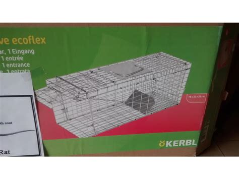 gabbia trappola per gatti trappola cattura nutrie topi volpi furetti