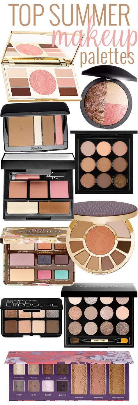 10 Best Eyeshadows For Summer by Top 10 Summer Makeup Palettes 2015 Beautiful Makeup Search