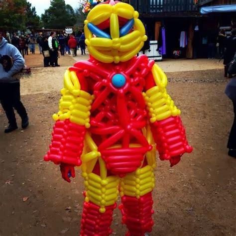 balloon iron man cosplay jpegy internet