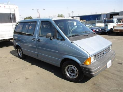 service manual car owners manuals for sale 1990 ford aerostar auto manual ford aerostar for sale