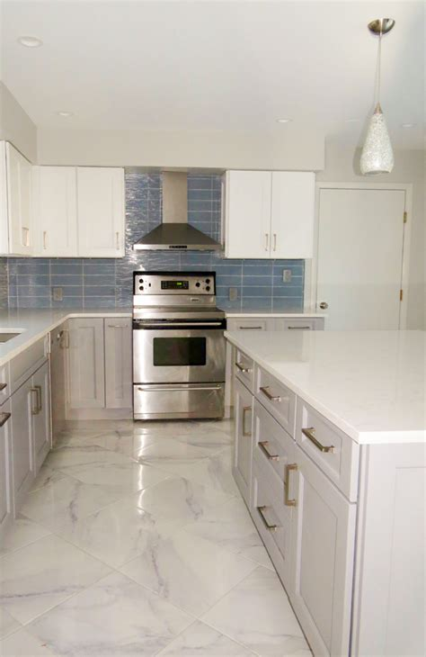 New Kitchen Renovation New Rochelle Modern Kitchen Remodeling Project Gustavo