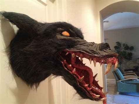werewolf head tutorial 17 best images about evil things on pinterest ouija