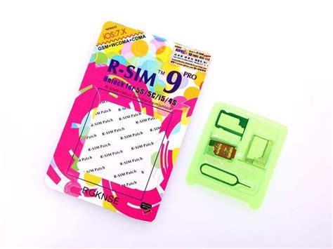 Harga Termurah Rsim Pro 9 R Sim 9 Plus Unlocked Iphone Ios 8 X X r sim 9 pro rsim iphone 4s 5 5c 5s gevey desbloqueo ios 8 2 85 00 en mercadolibre