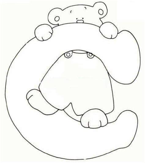 disegnare lettere alfabeto immagini da colorare alfabeto orsetto pagina 4 di 4