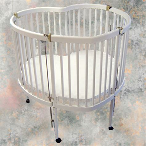 round baby beds round cribs for babies roselawnlutheran