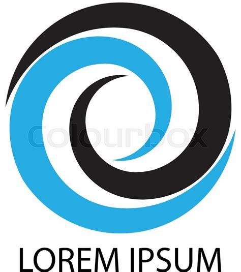 swirl logo pattern logo business circular whirlpool business whirlpool