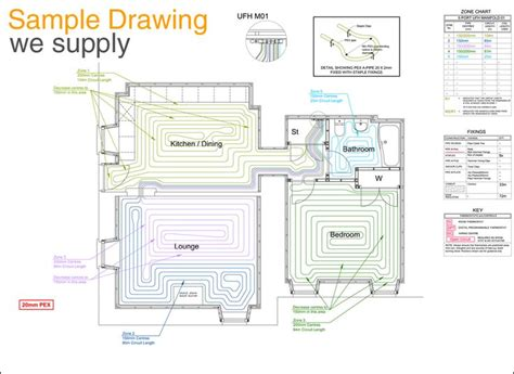 layout for underfloor heating underfloor heating systems water floor matttroy