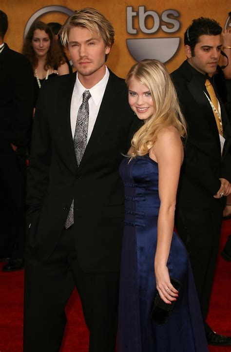 Chad Michael Murray Kenzie Dalton Sag Awards chad michael murray and kenzie dalton photos photos 13th