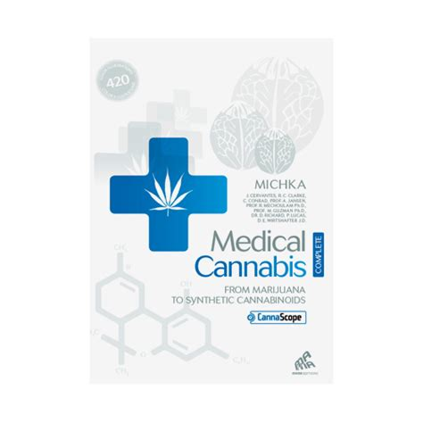 libro michka cannabis m 233 dical medical cannabis from marijuana to synthetic cannabinoids michka salt 243 n