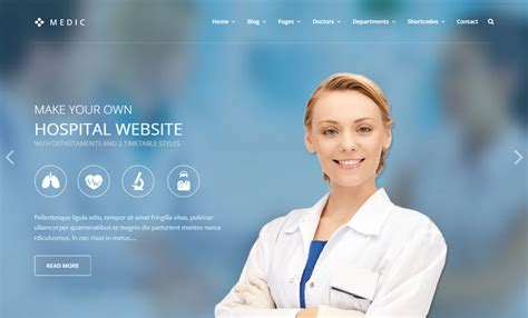 themes wordpress medical 31 best health and medical wordpress themes of 2017