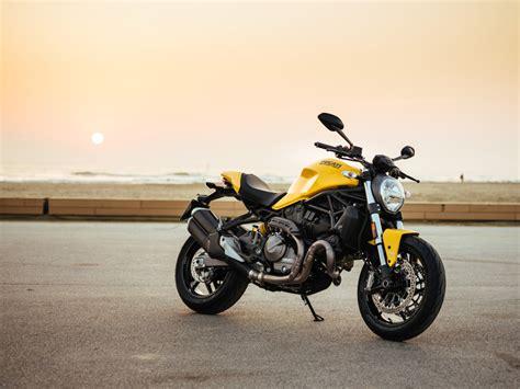 Motorrad ähnlich Ducati Monster by 2018 Ducati Monster 821 Bike Rider Magazine