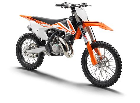 Motorrad 125ccm 2015 by 2017 Ktm 125 Sx Review And Specification