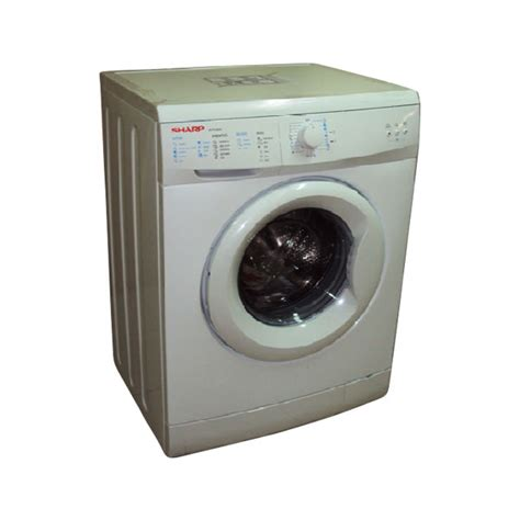 Mesin Cuci Sharp Giga Wash hypermart sharp washing machine es fl860s