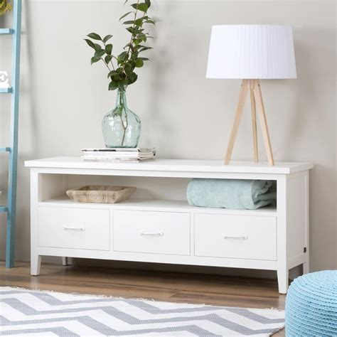 mueble blanco sintra mueble tv blanco banak importa