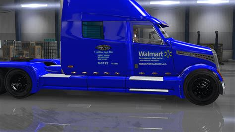 Volvo Truck Concept 2020 by Walmart 3 M S M Concept 2020 Truck American Truck