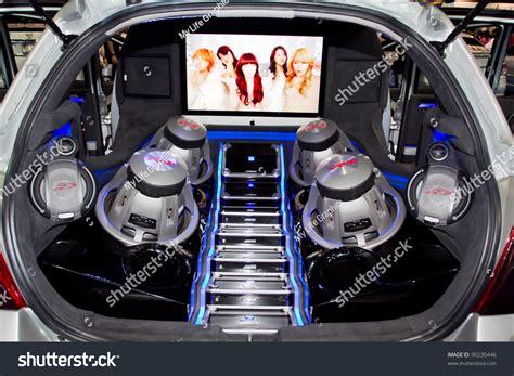Bangkok December 4 Car Audio Show Installation In